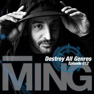 Destroy All Genres - 012