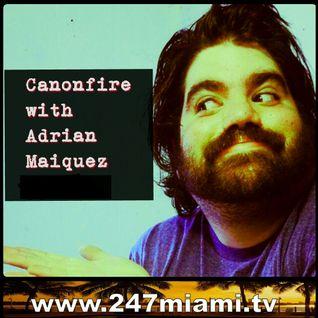 Canonfire ep20 with Adrian Maiquez #batman #superman #xmen
