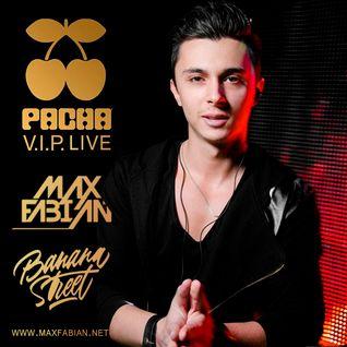 Max Fabian Live @ Pacha Radio (March'15)