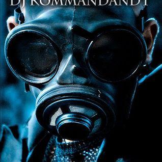 DJ Kommandandt-Rebirth Nights (Industrial preview,November 2k12)