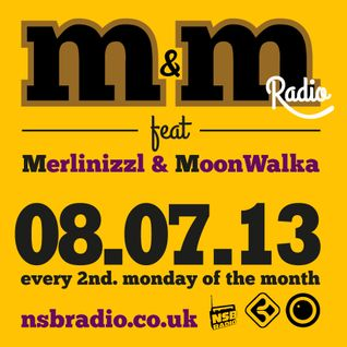 M&M Radio - July2013 - MoonWalka