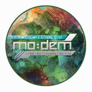 Johnny Blue @ Mo:Dem Festival 2014 (Alternative Stage)