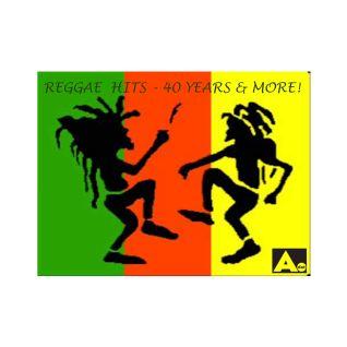 Reggae Hits - 40 Years and More (1974-2014)