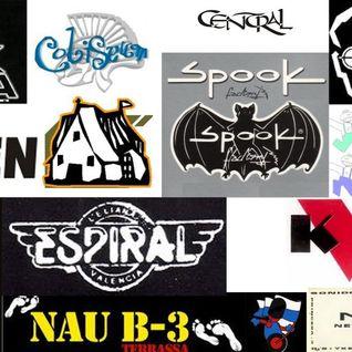Fran Lenaers - Spook 1988 (Sesión de Club) 18 Mar 2012 www.SOLOELEKTRONIKARADIO.com
