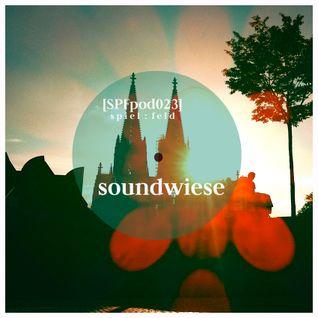 [SPFpod023] spiel:feld Podcast 023 - soundwiese-Easter Tronica