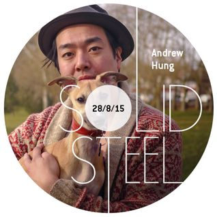 Solid Steel Radio Show 28/8/2015 Hour 1 - Andrew Hung (Fuck Buttons)