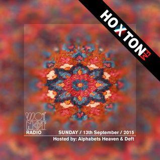 WotNot Radio 074 - Deft & Alphabets Heaven