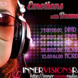 Techno builder, mixed exclusively for Deanna Avra's Emotions show on Innervisionsradio.co.uk