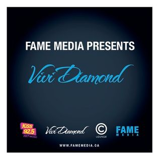 ViVi Diamond Live-to-Air on KISS 92.5FM from FAME Fridays at C-Lounge