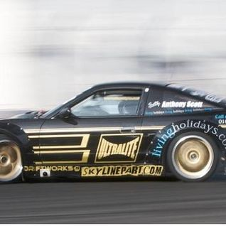 "Anthony ""Scotty"" Scott talks about Drifting on Dubai Eye, 103.8"