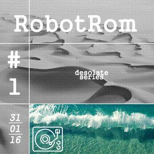 RobotRom - Desolate series #1