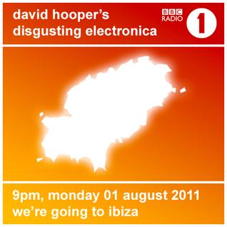 David Hooper's Disgusting Electronica - 01 Aug 11