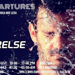 Orelse @ Kiss FM (Melbourne, Australia) 15/8/14