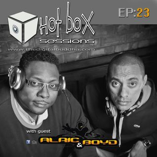 Hot Box Sessions EP23 - Alric & Boyd (JA)