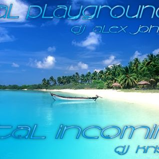 AWOT Mexico pres.DIGITAL PLAYGROUND vs DIGITAL INCOMINGS with DJ KRISTOF3R