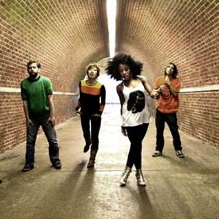 The Go! Team New Music Show Takeover On Brighton's Juice 107.2
