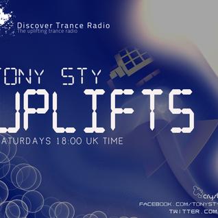 Tony Sty - Uplifts 171 (Discover Trance Radio)