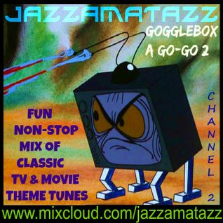 GOOGLEBOX A GO-GO Channel 2 -TV & Movie Classics. Groovy,cool,fun,retro soundtrack sounds