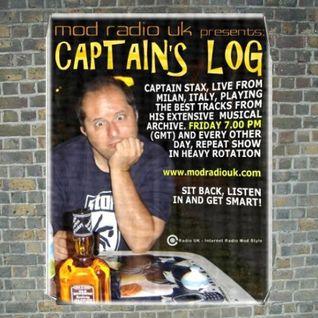 Captain's Log 1 (September 2004) Mod Radio UK
