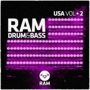 Hamilton (RAM Records) @ RAM Records Drum & Bass USA Volume 2 Mini Mix (18.07.2014)
