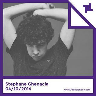 Stephane Ghenacia - fabric x Colors Mix