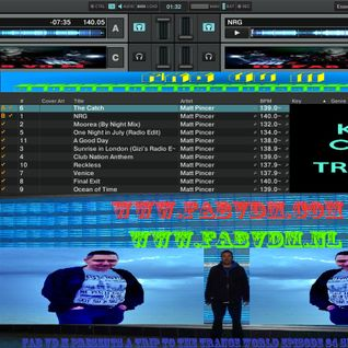 Fab vd M Presents A Trip To The Trance World Episode 24 Season 2 Remixed