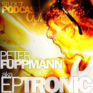 Peter Fuppmann  20.6.14 Im Rausch @ Studio 7
