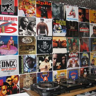 DUB Radio #95 (Old School Hip-Hop & Rap) (Full-Mix 90Min) 2015
