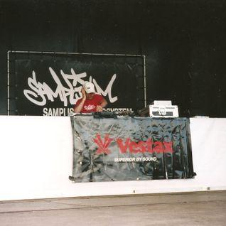 DJ Mace - 90's HIP HOP MIX (date unknown)