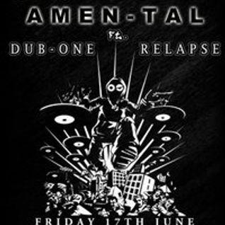 Live Set @ Amen-tal vs Satta Sounds 17/6/11