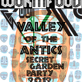 Bobby Gandolf: SGP 2012 Wormfood Valley of the Antics Promo Mix