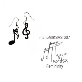 manoMIKSAS 007: Femininity
