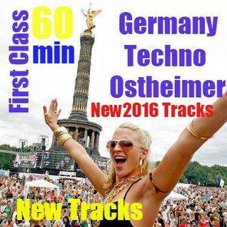 First Class 60 Ostheimer 60min Live Set ! Best Germany Techno Live Set ...Musik for Dancing !