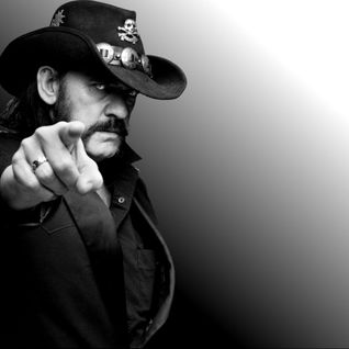 LEMMY KILMISTER IS HERE