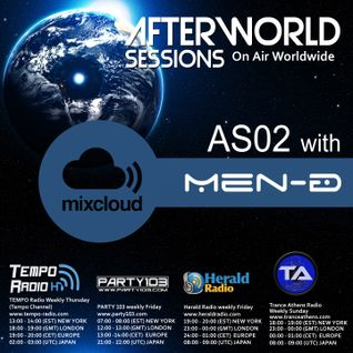 Afterworld Session 02 with Men-D