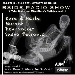 Deh Noizer @ Bside show (30-04-2012)