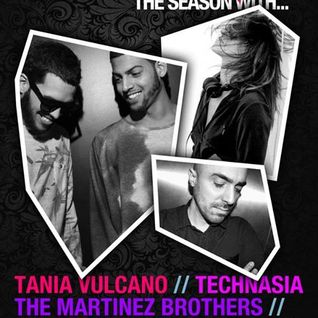 TANIA VULCANO - BLUE MARLIN IBIZA - CLOSING PARTY - 06 / 10 / 2013