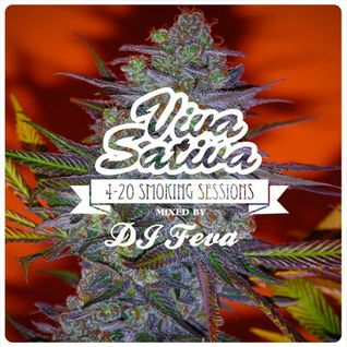 THC (Turntablised Herbalist Culture) Viva Sativa 4/20 2012 mix