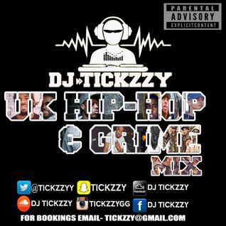 NEW UK HIP-HOP & GRIME MIX 2016 BY @TICKZZYY.
