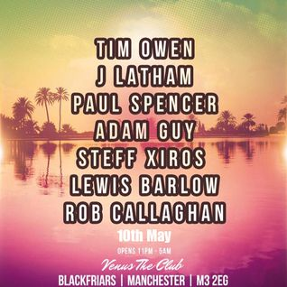 ADAM GUY & J LATHAM - PLUSH - 10TH MAY - VENUS - MANCHESTER