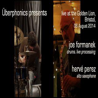 Hervé Perez and Joe Formanek: mirror shards