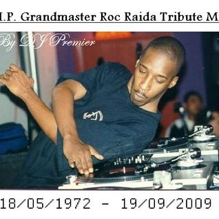 Grandmaster Roc Raida Tribute Mix