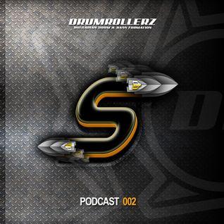 Smartech - DRUMROLLERZ Podcast 002