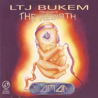 LTJ Bukem presents The Rebirth - Yaman Mix - 1996