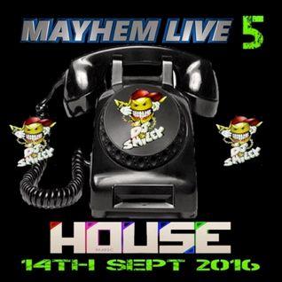 DJ Smiley - Mayhem Live 5