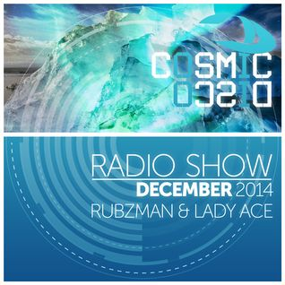 Cosmic Disco Radioshow - DECEMBER 2014