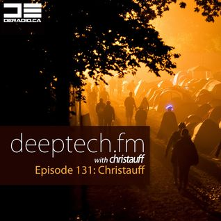 DeepTechFM 131 - Christauff (2016-01-07) [Happy New Year 2016]