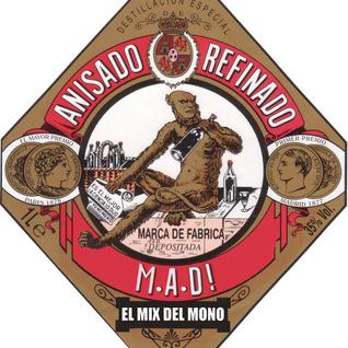 El Mix del Mono Vol.4 - M.A.D!  (Mutual Assured Distortion)