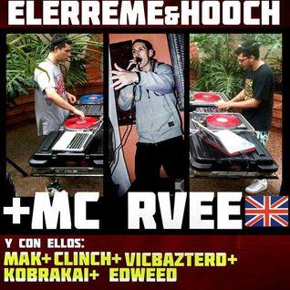Malajunta (4 platos) MCRvee, Chichman @ Birosca Mérida Vzla, 13:12:12 PARTE 1