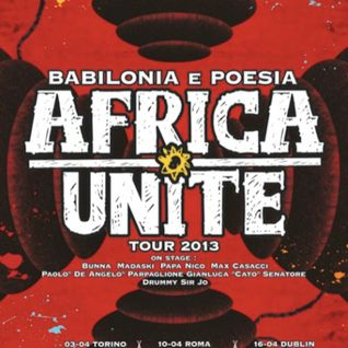 Ras To The Bone - Burning The Roots With Africa Unite - Roots Selection